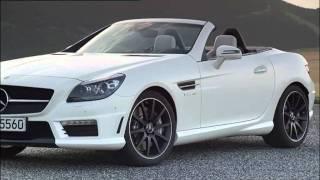 Mercedes-Benz SLK55 AMG 2012 Videos
