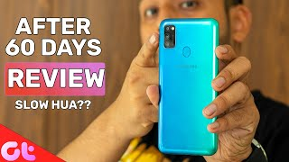 Samsung Galaxy M30s Long Term Review After 60 Days - SLOW HUA? | GT Hindi