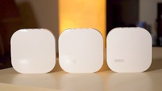 Review: eero mesh Wi-Fi System