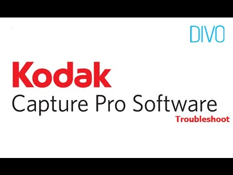 How to Fix Scanner Shut Down Error   How to Choose Work Station in Kodak  Capture Pro