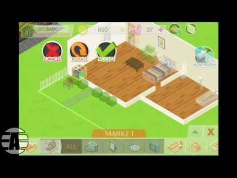 Home Design Story App free - YouTube