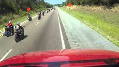 Motorcycle crash I 10 Alabama