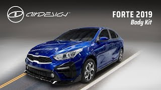 BODY KIT Forte 2019 - KIA