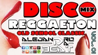 Disco Mix (Vol. 01) | Reggaeton Old School (La Factoria, Cuentos De La Cripta & The Noise)