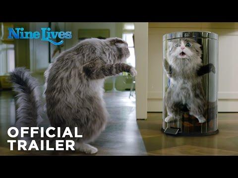 Nine Lives - Official Trailer #2 [HD]