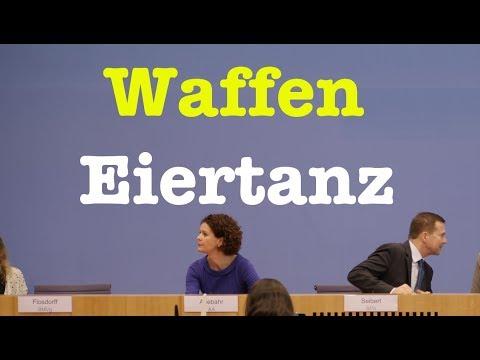 23. Oktober 2017 - Sehenswerte Bundespressekonferenz