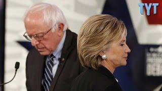Hillary Clinton Blames Bernie!
