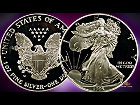 Spare Change Ep06: American Silver Eagle Coins & Bullion