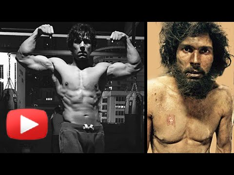 SHOCKING : Randeep Hooda 65 Kgs To 95 Kgs Look | Do Lafzon Ki Kahaani