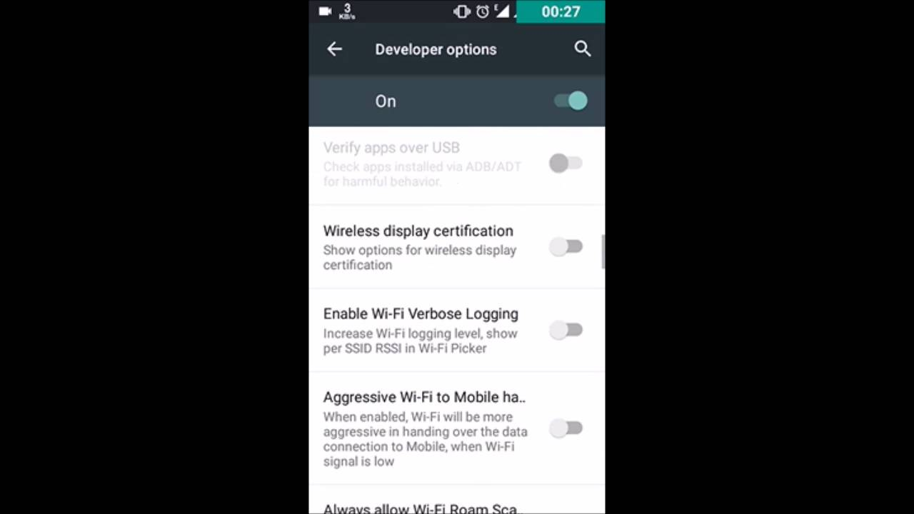 How to on visual feedback for touches in android youtube how to on visual feedback for touches in android xflitez Images