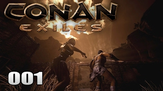 CONAN EXILES [001] [Das barbarische Survival Duo] [Let's Play Gameplay Deutsch German] thumbnail