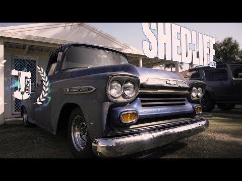 S H E D L I F E  -  The Chevy is Alive!