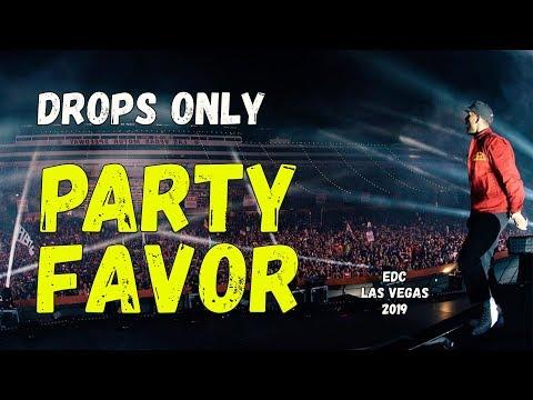 DROPS ONLY L PARTY FAVOR @ EDC Las Vegas 2019