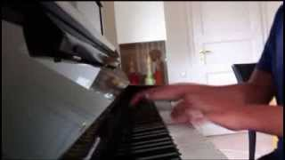 One Republic Apologize Piano Beautiful Cover by Kyle Landry played by ear