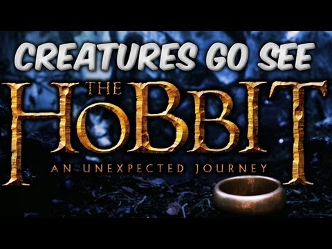 Creatures Go See The Hobbit: An Unexpected Journey