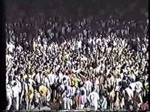 The Greatest Ever Leeds United Pitch Invasion