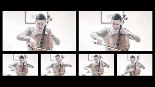"""Beauty and the Beast"" (Cello Cover by Nicholas Yee)"