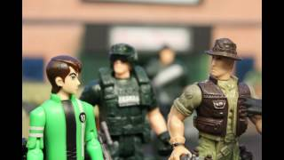 The Crazy Adventures of Dave Savage, Part 4, Toy Soldier, Stop Motion Movie