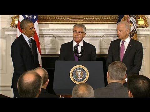Chuck Hagel resigns as @DeptofDefense Secretary