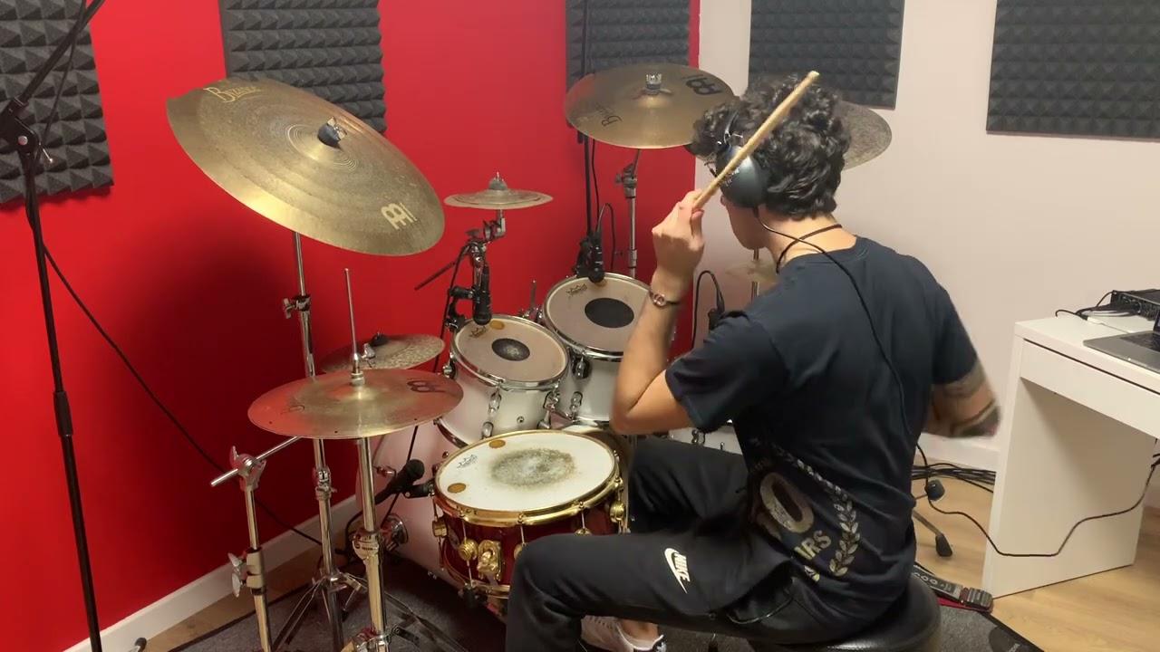 Leave the door open - Anderson Paak - Bruno Mars (drum cover)