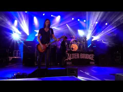 Alter Bridge - 【Lover】sound check at Luxembourg (2017-06-26)