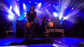 Alter Bridge - 【Lover】sound check at Luxexpo THE BOX, Luxembourg (2017-06-26)
