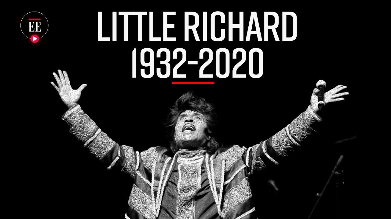 Little Richard, la historia de la fallecida leyenda del rock and roll - El Espectador