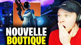 🔴I OFFER THE NEW SKIN IN THE FORTNITE BOUTIQUE OF AUGUST 7 to 2H! PERSONAL PART IN THE MEANTIME