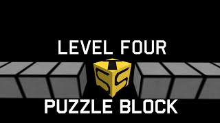 Gambar cover Puzzle Block - Level 4
