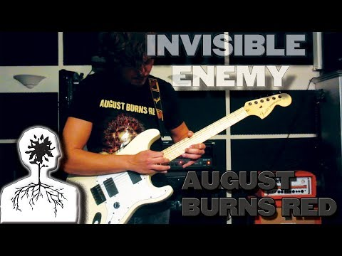 August Burns Red - Invisible Enemy (NEW SONG) Guitar Cover