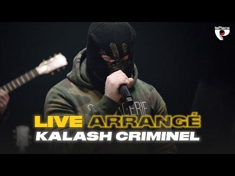 Youtube: Live Arrangé #7: Kalash Criminel revisite«Incompris» et«La Sacem de Florent Pagny»