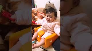 Twitterにも載せてましたが、うpしておきます。 赤ちゃんが泣き止まなく...