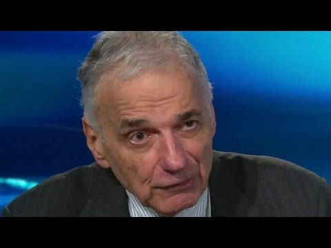 Ralph Nader: Clinton and Trump both