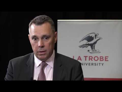 upstartLIVE interview with La Trobe Vice-chancellor Professor John Dewar