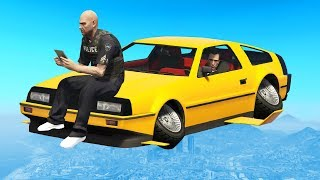 LIFE OF A COP IN GTA 2