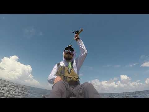Bonafide Kayak SHARK Fishing On The Bayou...