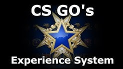 CS GO's Experience System