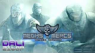 Mechs and Mercs Black Talons PC 4K Gameplay 2160p