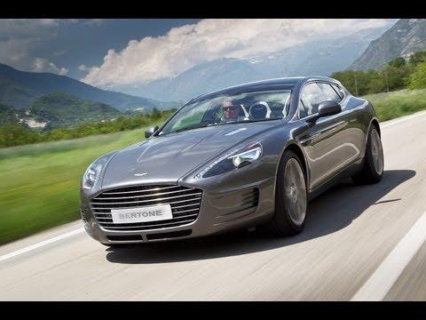 Aston Martin Rapide ESTATE driven (Bertone Jet 2+2 Shooting Brake) - autocar.co.uk