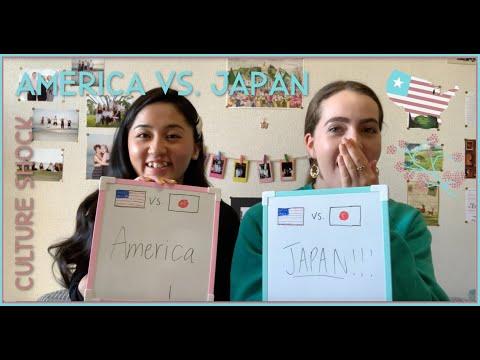 America Vs. Japan • アメリカ Vs. 日本 // Culture Shock