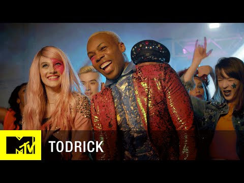 Todrick and Aubrey Peeples – 'Youngblood' (Official)   Jem and the Holograms (2015 Movie)   MTV