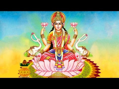 Sri Lakshmi Ashtottara Shatanama Stotram - Powerful Mantra for Wealth - Diwali Special - Must Listen