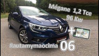 Renault Mégane 1,2 Tce - Super auto ale... #autamymaocima 06 + Předání NAVIGACE fanouškovi!