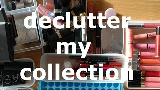 Declutter my Collection | Part 1 Face products Thumbnail
