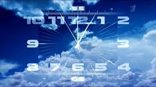 Первый канал Орбита-1 для Дальнего Востока. Начало программы Время в 13-00 по Москве.