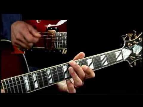 50 Jazz Guitar Licks You MUST Know - Lick #44: ii-V7 Bop Riffs - Frank Vignola