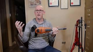 Wood Viper & NS Design CR Electric Violin Comparison