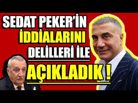 Sedat Peker'in şok iddiaları ve GERÇEKLER   Sedat Peker, Mehmet Ağar