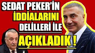Sedat Pekerin şok iddiaları ve GERÇEKLER  Sedat Peker, Mehmet Ağar