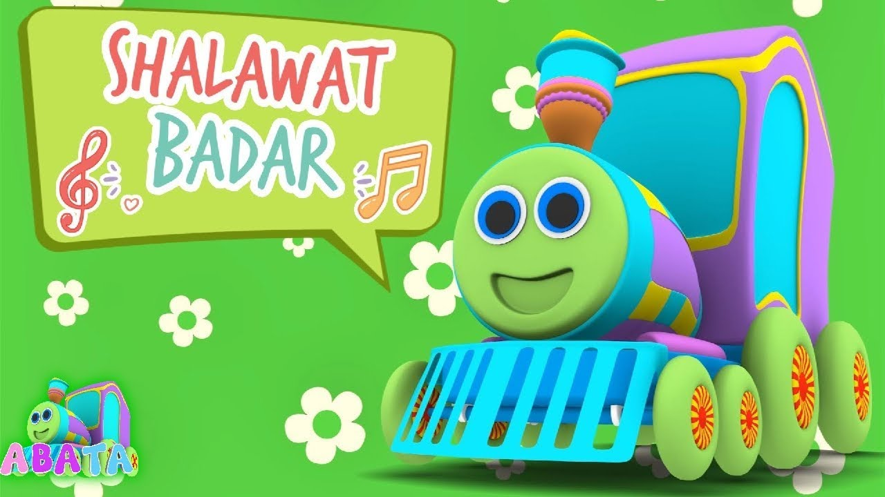 Download SHALLAWAT BADAR Video Animation Arabic Learning For Children and Kids | Abata Song